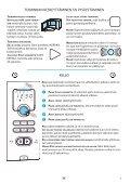 KitchenAid VT 265 FB - Microwave - VT 265 FB - Microwave FI (858726599880) Istruzioni per l'Uso - Page 7