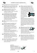 KitchenAid VT 265 FB - Microwave - VT 265 FB - Microwave LT (858726599880) Istruzioni per l'Uso - Page 3