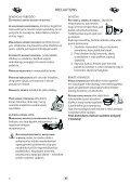 KitchenAid VT 265 FB - Microwave - VT 265 FB - Microwave LT (858726599880) Istruzioni per l'Uso - Page 4