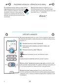 KitchenAid VT 265 FB - Microwave - VT 265 FB - Microwave LT (858726599880) Istruzioni per l'Uso - Page 6