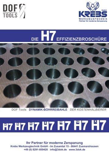 Die H7 Effizienzbroschüre