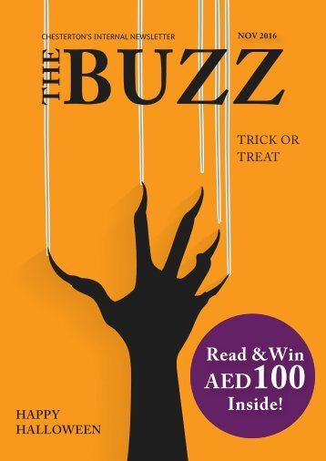 The Buzz November