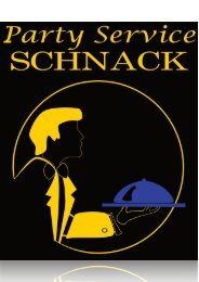 Speisekarte Schnack