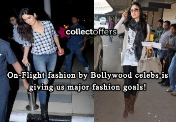 Bollywood Actress Fashion On Airport