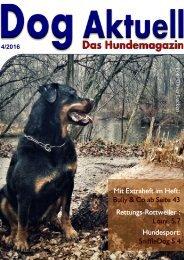 Dog Aktuell Das Hundemagazin 4-2016