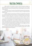 Sans Gluten - Catálogo Productos 2016 - otra fuente - Page 2