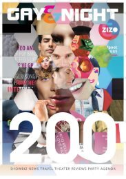 Gay&Night-ZiZo November 2014