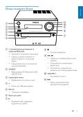 Philips Lecteur Blu-ray / DVD - Mode d'emploi - UKR - Page 7