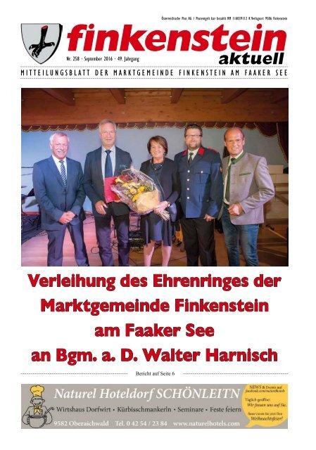 Finkenstein am Faaker See (Marktgemeinde) - calrice.net