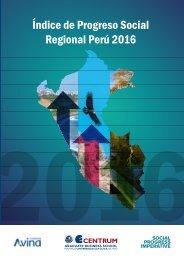 Índice del Progreso Social Regional 2016 - Ebook