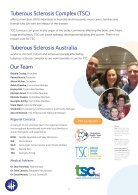 Tuberous Sclerosis Australia Annual Report 2015-16 - Page 2