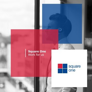 Why Square One