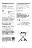 Philips Système Home Cinéma DVD - Mode d'emploi - HUN - Page 2