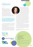 Tuberous Sclerosis Australia Reach Out Magazine October 2016 - Page 3