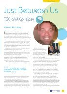 Tuberous Sclerosis Australia Reach Out Magazine October 2016 - Page 7