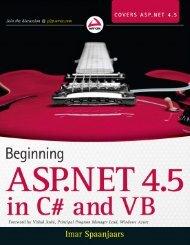 Beginning ASP.NET 4.5 in CSharp and VB Opsylum