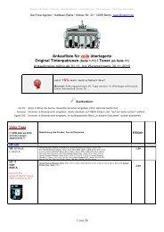 Ankaufliste volle Toner Tinte November2016 PDF Yumpu