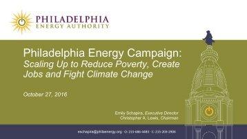 Philadelphia Energy Campaign