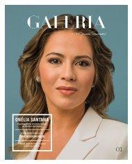 Revista Galeria por Márcia Travessoni - edição 01
