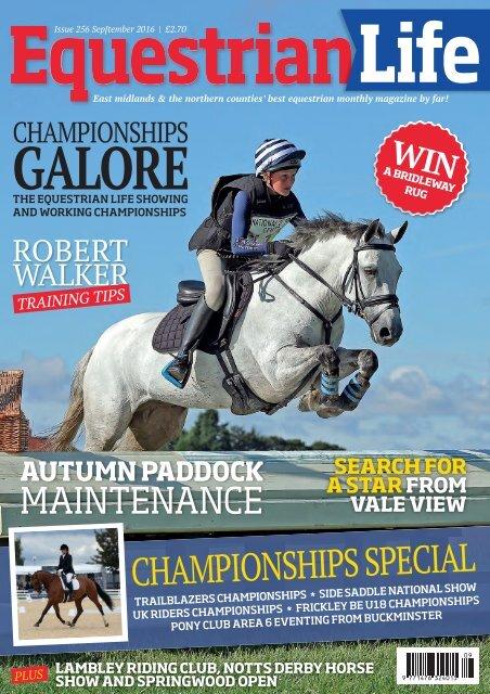Equestrian Life September 2016 Edition