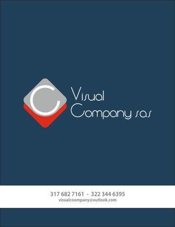 VISUAL COMPANY  (catalogo promocionales)