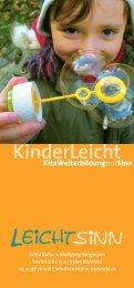Flyer zum download - LeichtSinn