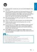 Philips Lecteur de DVD portable - Mode d'emploi - TUR - Page 4