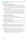 Philips Lecteur de DVD portable - Mode d'emploi - TUR - Page 5