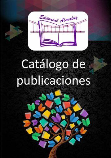 EDITORIAL ALMALUZ- Catálogo de Publicaciones