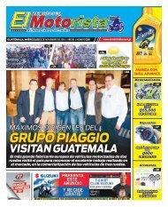 ELMOTORISTA Edicion 31 Octubre