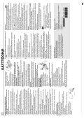 KitchenAid ICF221 EG - Freezer - ICF221 EG - Freezer FI (850734601020) Scheda programmi - Page 2