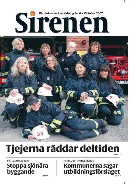 Sirenen Nr 6 Oktober 2007 - Tjugofyra7