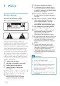 Philips Streamium Lecteur audio sans fil - Mode d'emploi - POL - Page 3