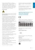Philips Streamium Lecteur audio sans fil - Mode d'emploi - POL - Page 4