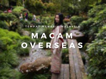Tempat Menarik Malaysia Mcm Overseas