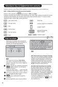 Philips Téléviseur à écran large - Mode d'emploi - TUR - Page 7