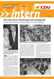 Ausgabe 6, Juni 2010