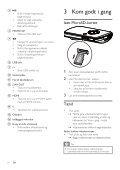 Philips Caméscope HD - Mode d'emploi - DAN - Page 7