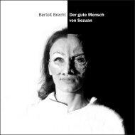 Der gute Mensch von Sezuan Bertolt Brecht - golden section