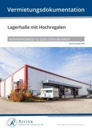 Vermietungsdokumentation Hofwisenstrasse 12, 8260 Stein am Rhein