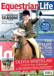 Equestrian Life July 2016 Edition