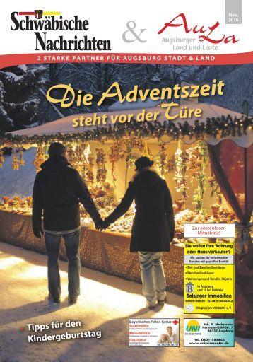 Schwäbische Nachrichten & AuLa - November 2016