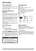 Philips Projecteur LED intelligent Screeneo - Mode d'emploi - TUR - Page 3