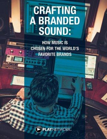 A BRANDED SOUND