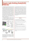 Organic Light-Emitting Diode(OLED) Materials - Page 2