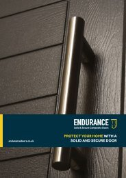 PROTECT YOUR HOME WITH A SOLID AND SECURE DOOR