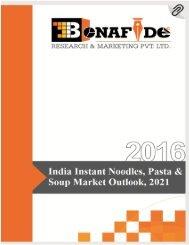 Sample_India Instant Noodles, Pasta & Soup Market Outlook, 2021