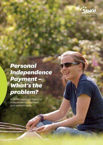 Personal Independence Payment – What's the problem?