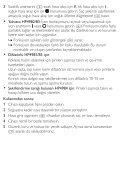 Philips SalonDry Control Sèche-cheveux - Mode d'emploi - TUR - Page 5