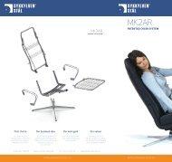 Sykkylven Stål - Chair systems